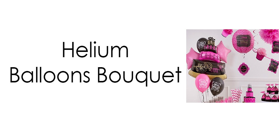Balloons Bouquet