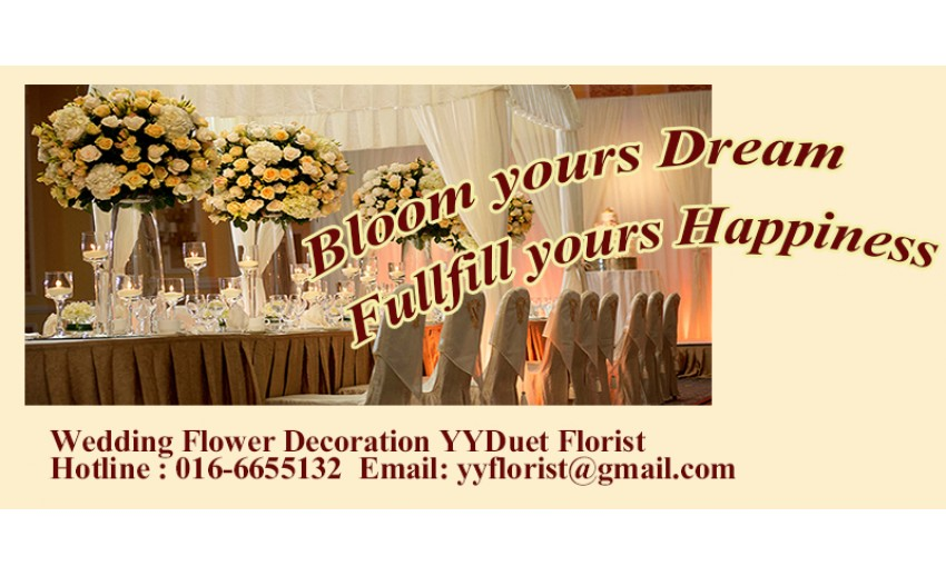 Florist kl malaysia delivering fresh flowers everyday online happy anniversary wedding decor junglespirit Choice Image