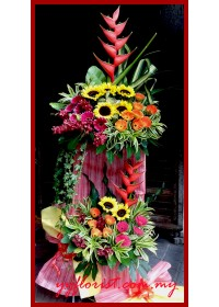 Good Fortune Flower Stand
