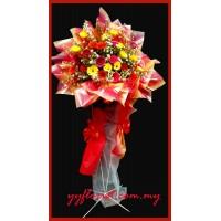 Gerbera Daisy Flower Stand