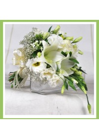 Lily Series Bridal Bouquet 02