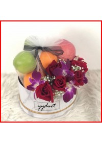 Happiness Fruit Basket 07