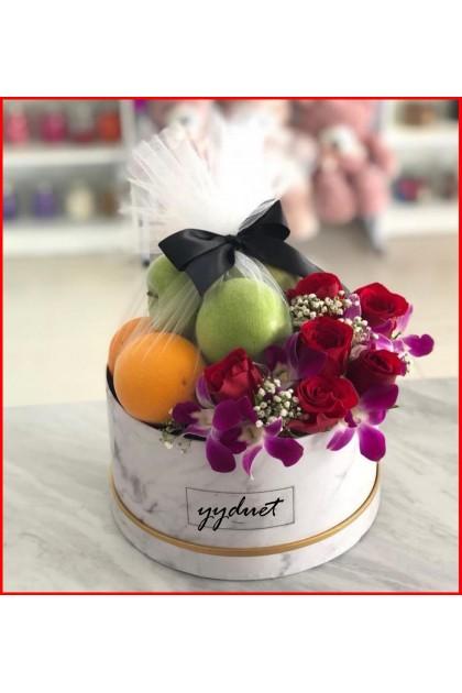 Happiness Fruit Basket 07