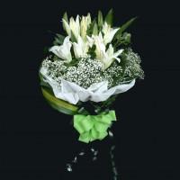 Premium Lily Bouquet 11