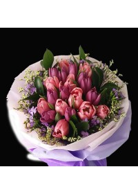 Tulip  Bouquet 09