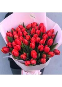 Premium Tulip  Bouquet 09