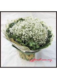 Baby Breath Bouquet 05