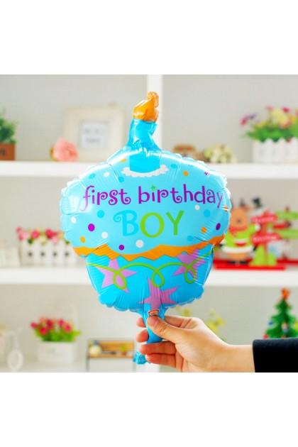 First Birthday New Born Balloon 03