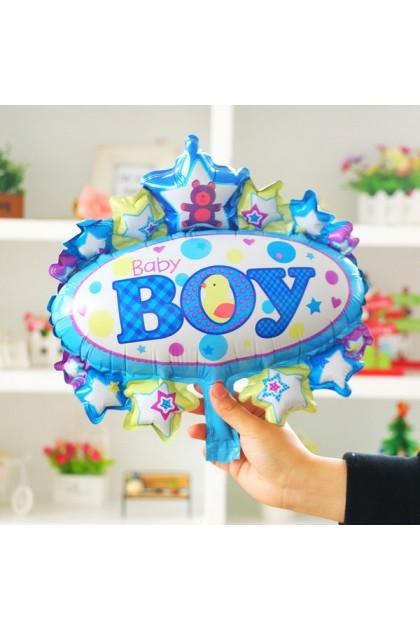 Baby Boy & Girl New Born Balloon
