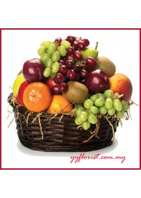 9 Species Premium Healthy Fruit Basket 02