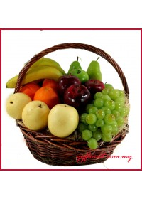 7 Species  Healthy Fruit Basket 01