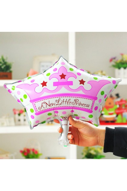 Little Prince & Princess New Born Balloon