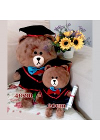 Graduation Toys Brown