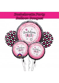 Bachelorette Party Balloon Bouquet Set A