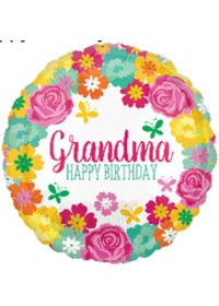 Grandma Birthday Balloon