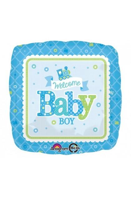 Welcome New Born Boy / Girl Balloon