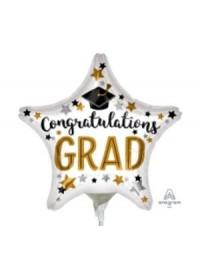 Congratulations Grad Star (Helium)