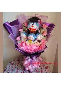 Doreamon Graduation Bouquet 2