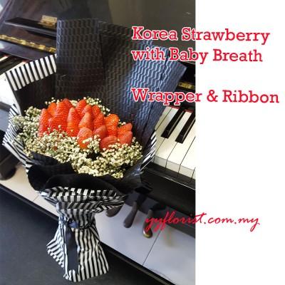 Fruit Bouquet - Strawberry Bouquet