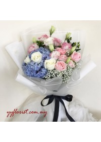 Premium Bouquet - Mix Flowers 01