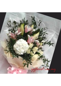 Premium Bouquet - Mix Flowers 02