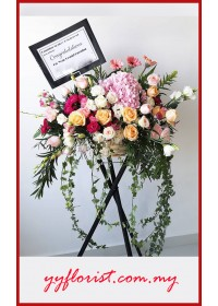 Spring Style Flower Stand