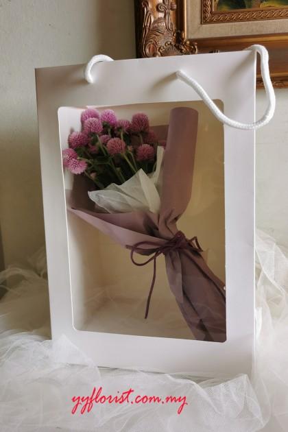 Gomphrena Bouquet
