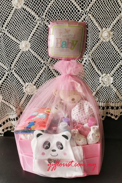 Baby Hamper - JOY Pink