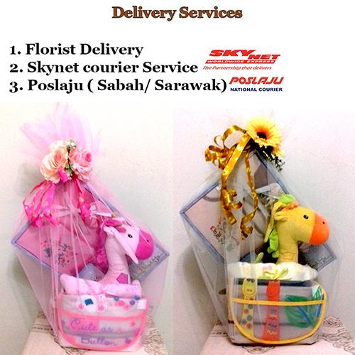 Baby Gift Delivery Kuala Lumpur : New born hamper kuala lumpur florist malaysia